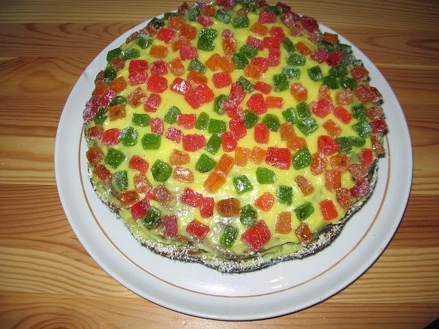 Легкие рецепты тортов. Рецепт торта.