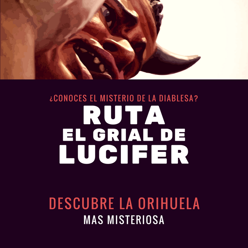 Ruta El Grial de Lucifer