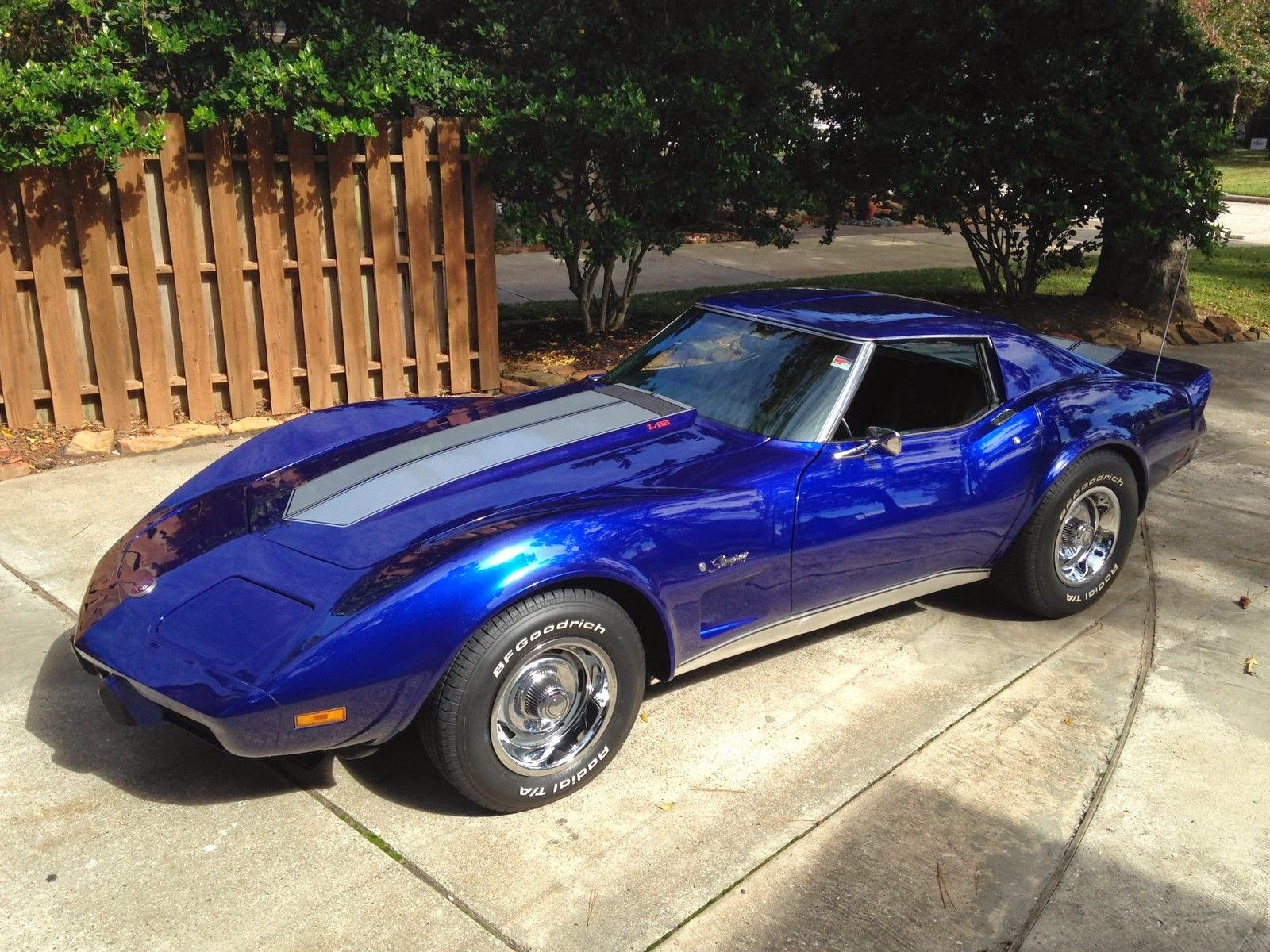 1975 Chevrolet Corvette Stingray 4 Speed Manual For Sale American