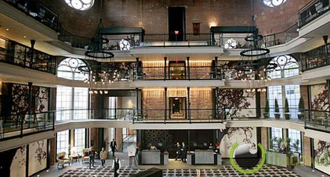 Hotel Liberty, AS