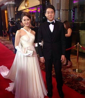 8th Star Magic Ball Couple Maricar Reyes and Richard Poon