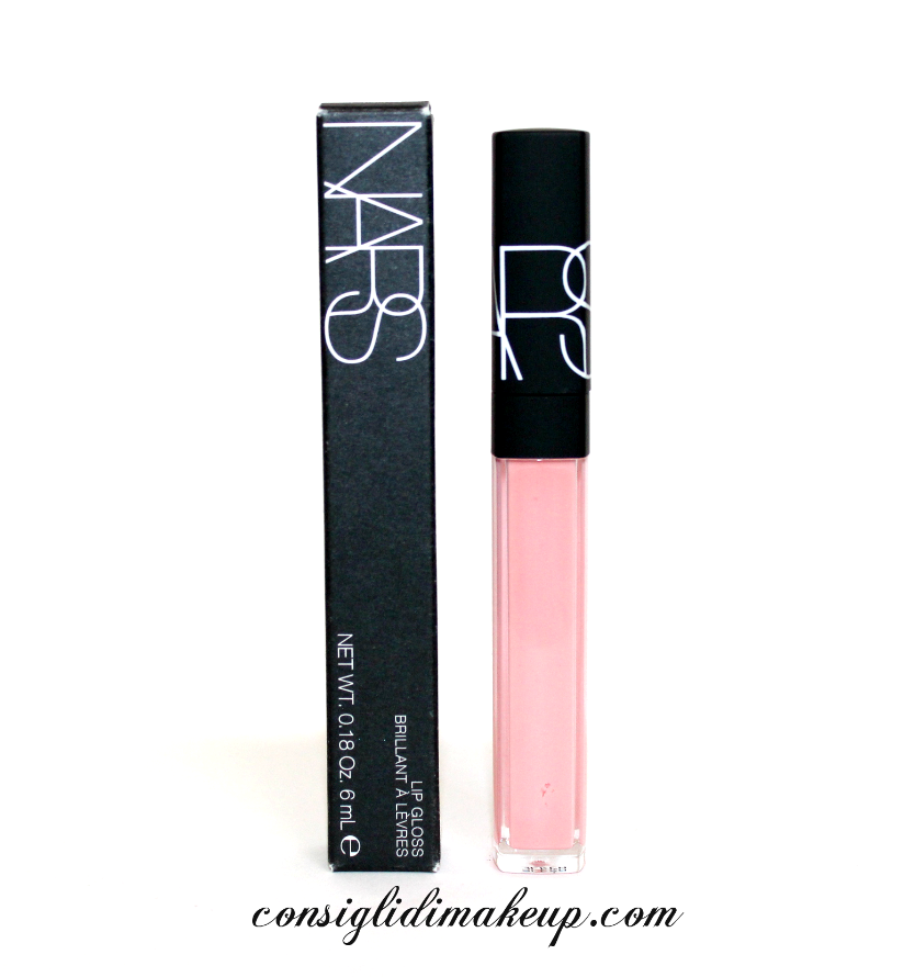 Review: Lip Gloss Turkish Delight - Nars Cosmetics