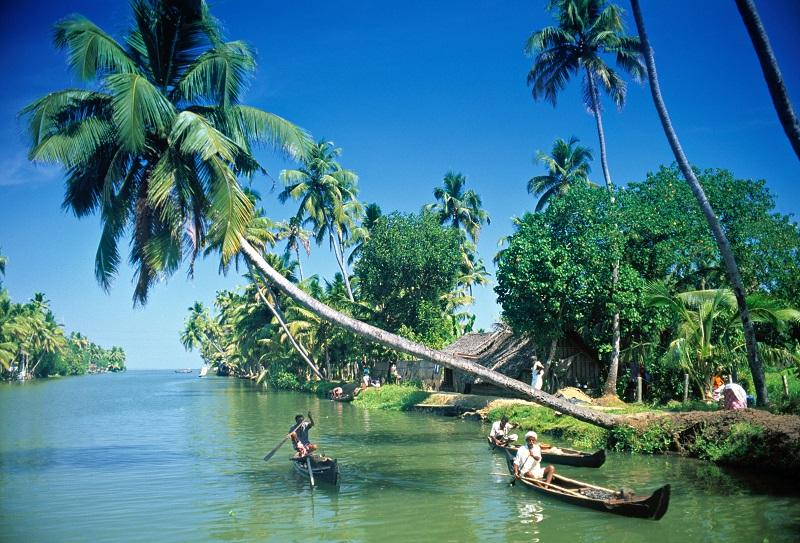Kerala Natural Sceneries