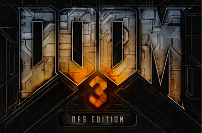 Doom 3 BFG Edition Logo - We Know Gamers