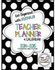 http://www.teacherspayteachers.com/Product/Teacher-Planner-and-Calendar-Editable-Black-and-White-Polka-Dot-1272287
