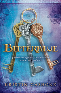 Cover Reveal: Bitterblue by Kristin Cashore