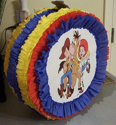 MuyAmeno.com: Piñatas de Toy Story para Fiestas Infantiles, parte 2
