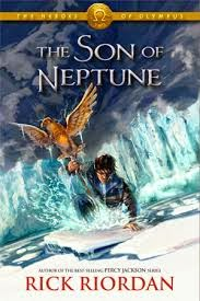 "Book cover: ""The Son of Neptune"" by Rick Riordan"