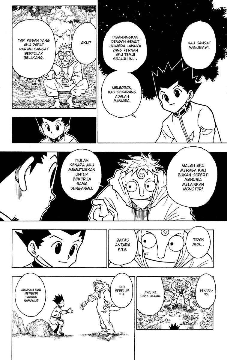 Komik hunter x hunter 242 243 Indonesia hunter x hunter 242 Terbaru 14|Baca Manga Komik Indonesia|Mangacan