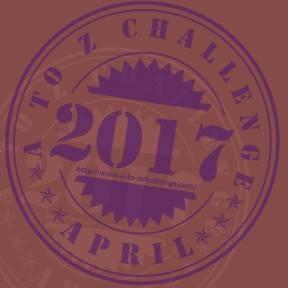 #AToZChallenge 2017 Participant!