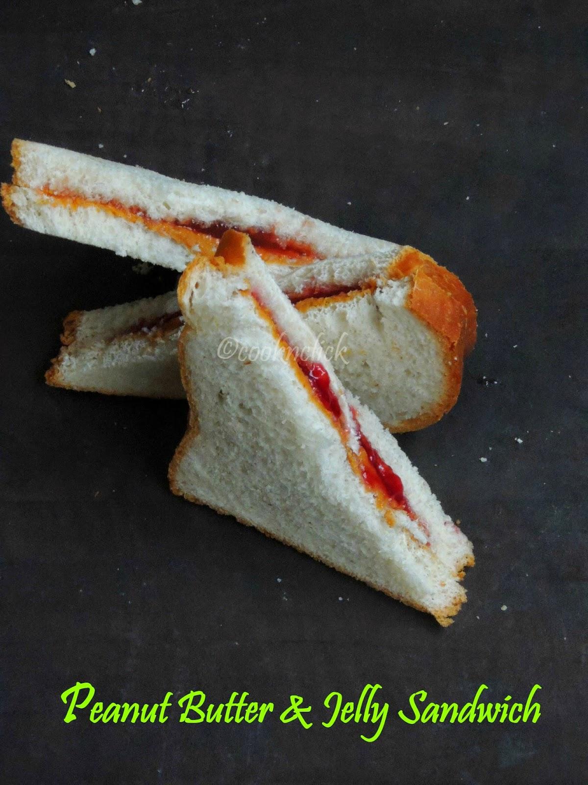 Peanutbutter & Jelly Sandwich