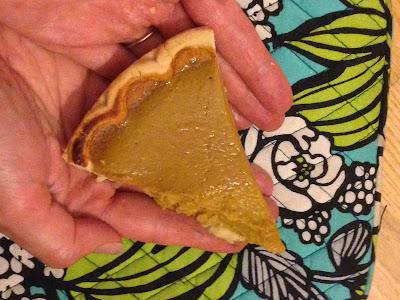 Pumpkin Lemon Spice Pie, Bellwether Farms Sheep Yogurt, Rachel Medanic
