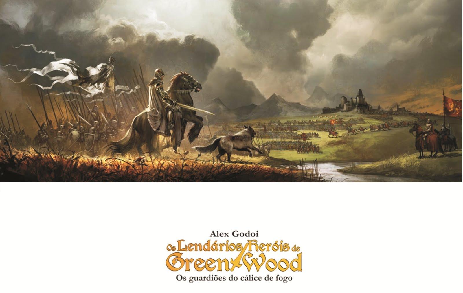 Cavaleiros de Green wood