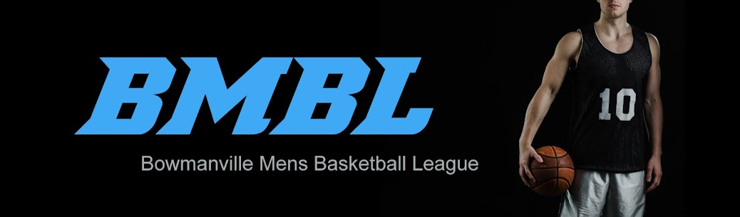 BMBL - Bowmanville Mens Basketball League