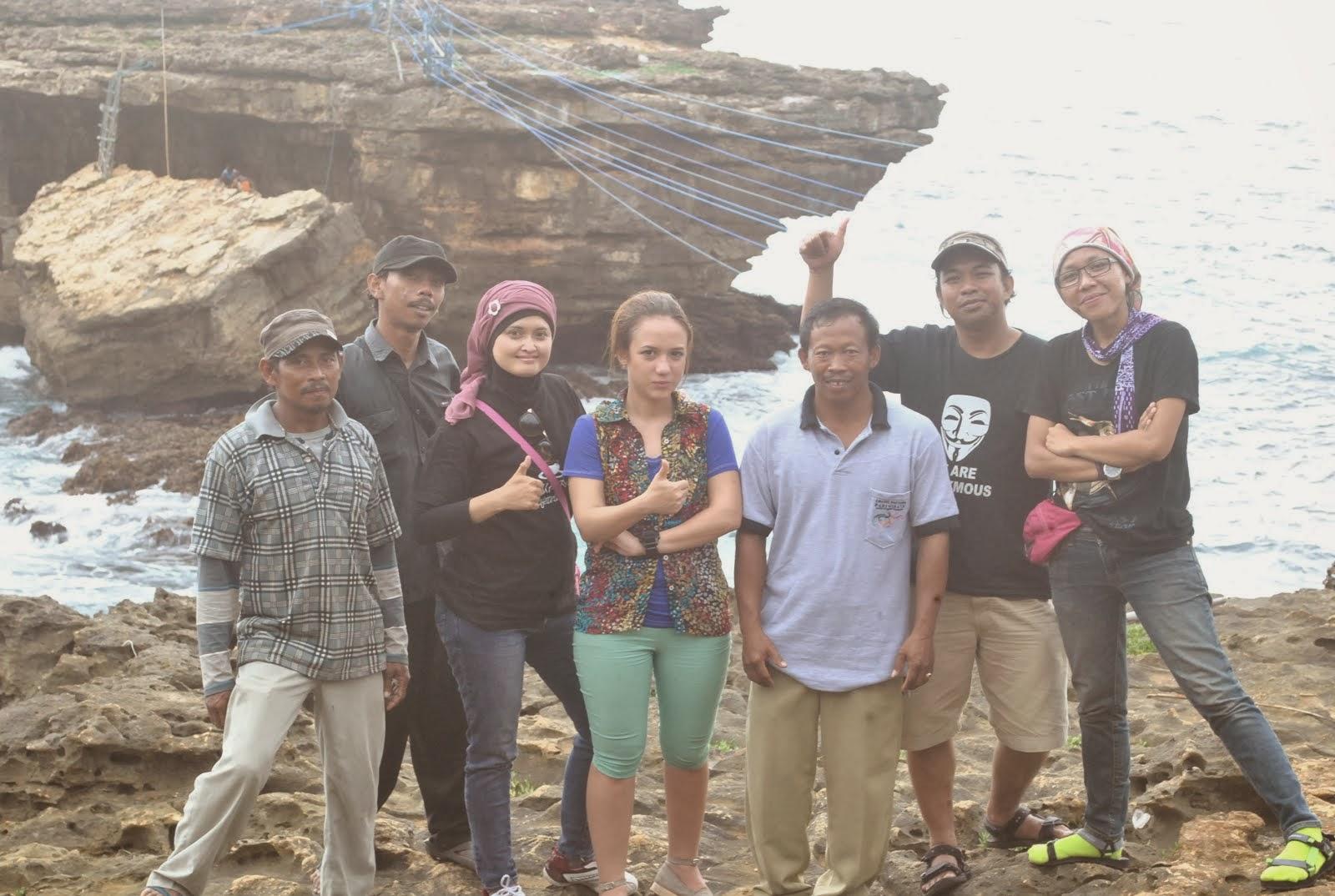 Explore of Timang Beach