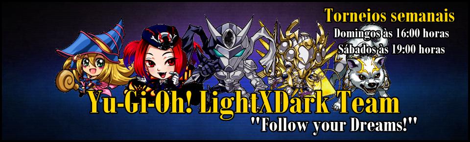 YuGiOh! Dueling Network - LightXDark Team
