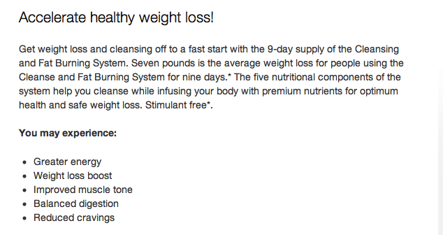 isagenix 30 day cleanse instructions