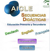 SECUENCIAS AICLE ANDALUCIA