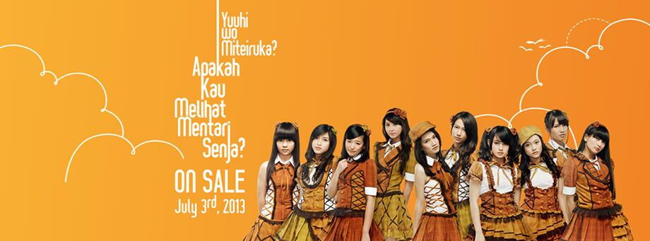 MELOS no Michi: JKT48 2nd Single [Yuuhi wo Miteiru ka ...