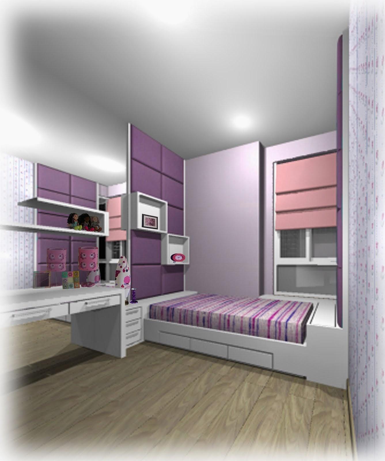 tips desain interior kamar minimalis rumah minimalis