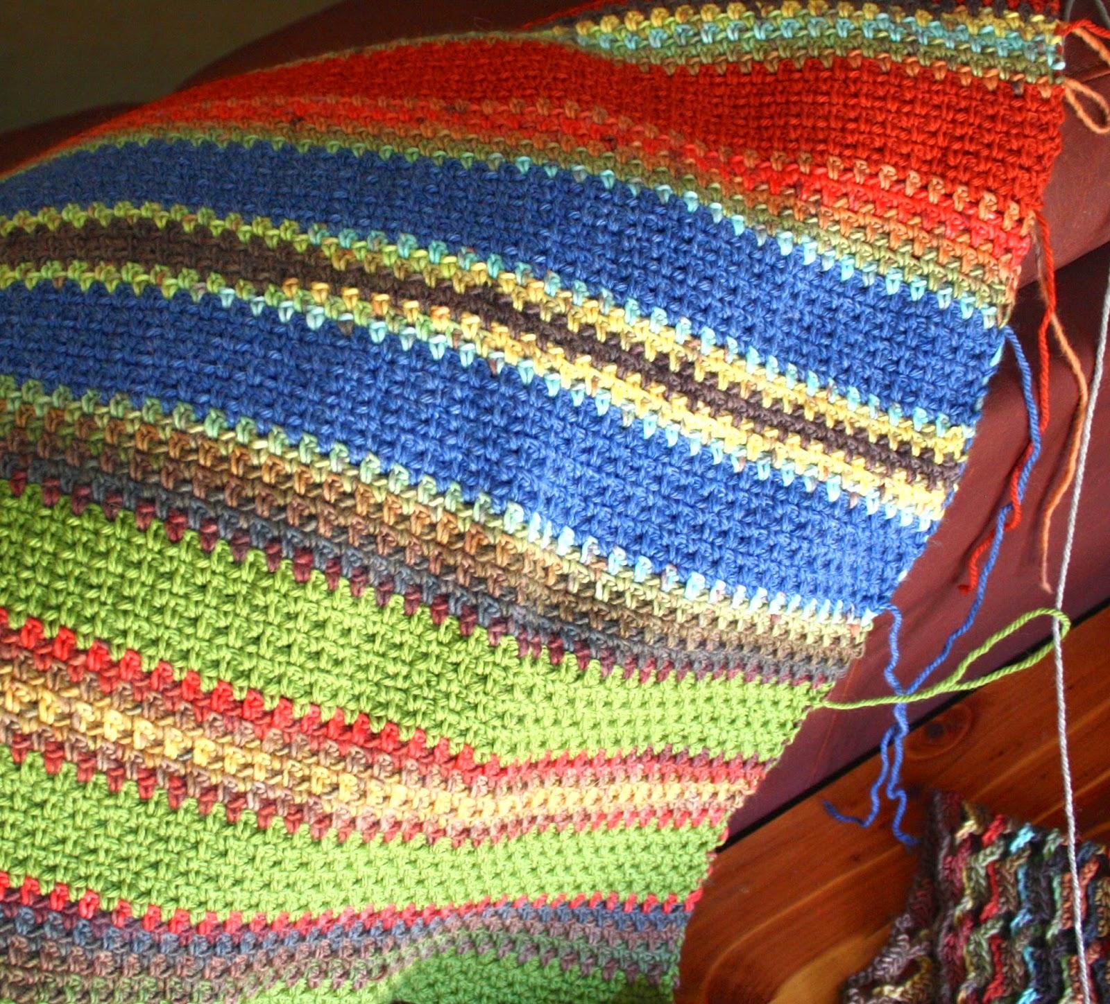 Crochet Pattern For Bed Scarf ~ Pakbit for .