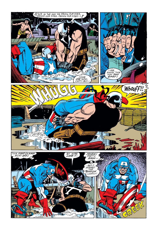 Captain America (1968) Issue #364 #297 - English 4