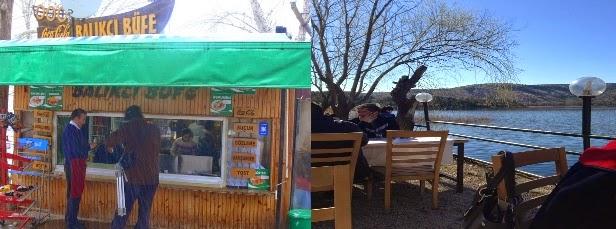 Eymir Gölü Kahvaltı