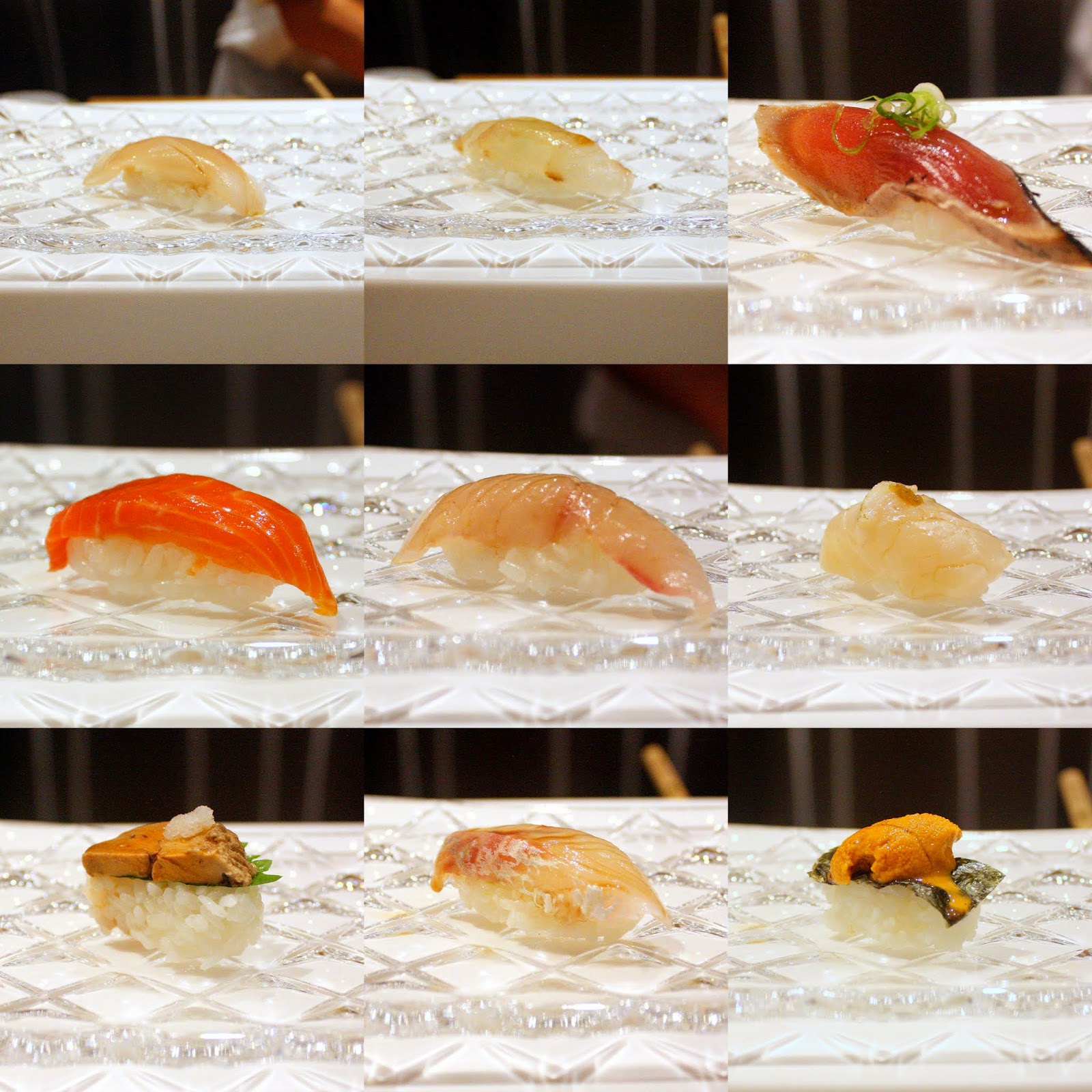 Omakase at yasu sushi bar food junkie chronicles for Food bar john roe