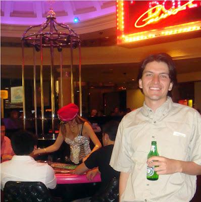 Ricardo Astrauskas Casinos Las Vegas