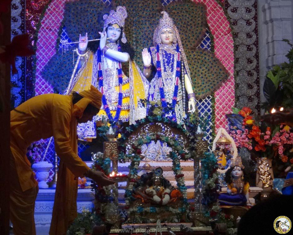 Sri Krishna Janmashtami Prem Mandir Images for free download