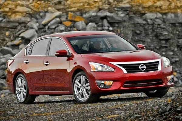 Nissan recall, Altima recall, Nissan Altima, car, vehicle