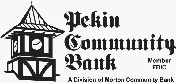 Pekin Community Bank: Festival Supporter