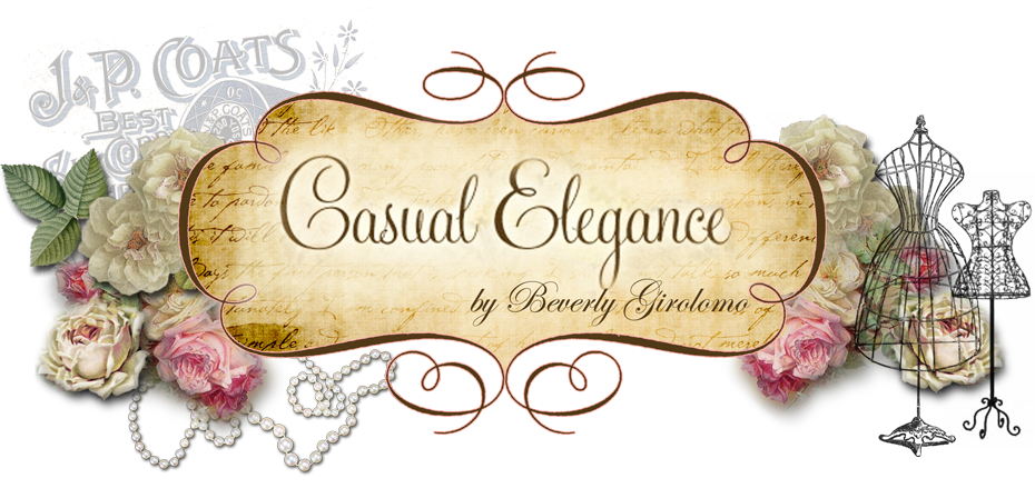 Casual Elegance by Beverly Girolomo