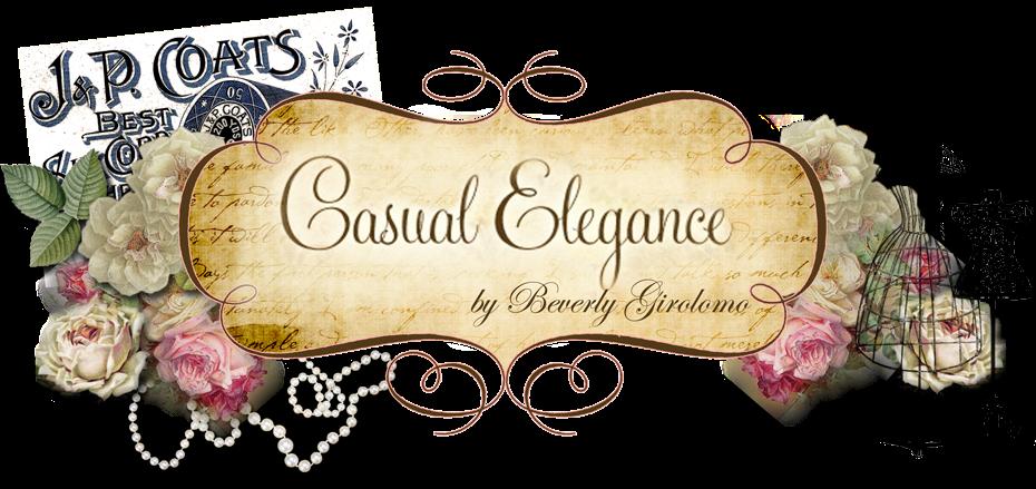 Casual Elegance by Beverly Girolomo