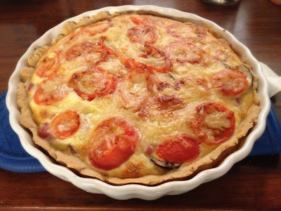 free from quiche