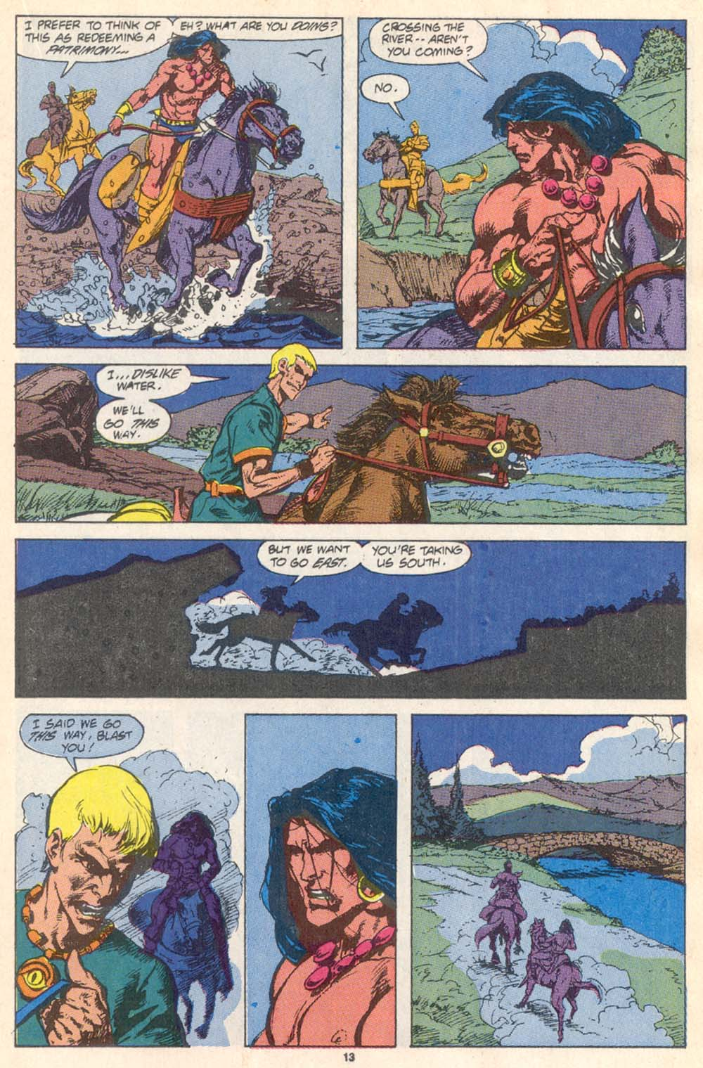 Conan the Barbarian (1970) Issue #226 #238 - English 10