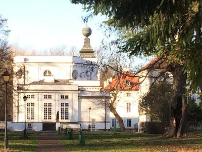 Pałac Jabłonna koło Warszawy