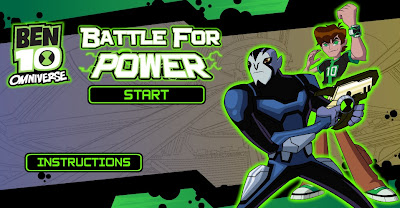 Ben 10 Omniverse Game: Battle for Power