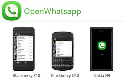 Aunque BlackBerry 10 ya tiene la versión oficial de WhatsApp en BlackBerry World, algunas personas todavía prefieren como alternativa OpenWhatsapp. Para esas personas, hay buenas noticias, OpenWhatsapp ha sido actualizado a la versión 0.9.6. Lo nuevo: Corrección de errores Corregido problema al enviar archivos Añadida la posibilidad de seleccionar un pin para bloquear la aplicación OpenWhatsapp fue rechazada por el BlackBerry World, posiblemente por motivos de Copyright con WhatsApp, Como mencionamos anteriormente está aplicación no está disponible en BlackBerry World y debes instalarla mediante la carga de archivos sideload, Si aún no sabes como instalar esté tipo de archivos aquí
