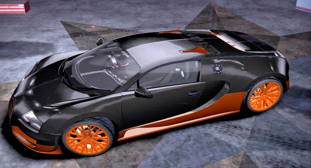 Bugatti Veyron Super Sport v1.1