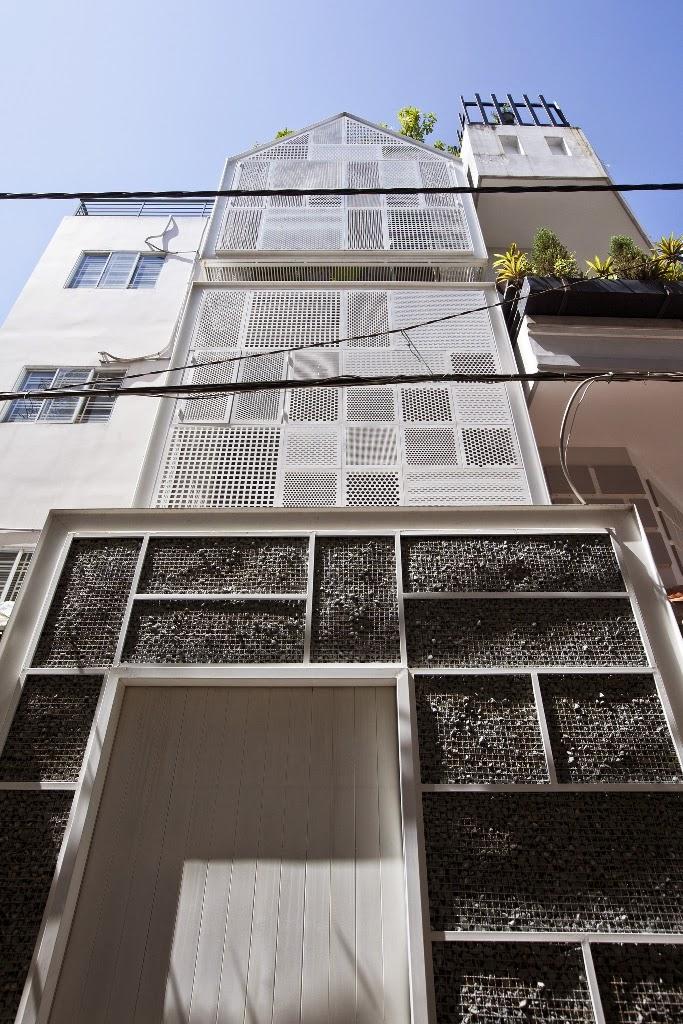 Rumah Di Lahan Sempit 3x10 Meter