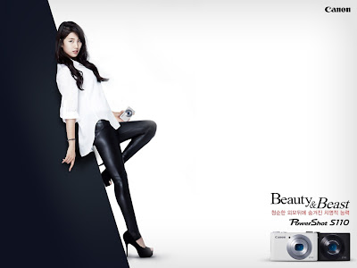 Suzy miss A Canon Beauty and Beast