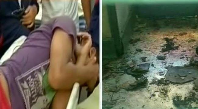 Chennai Central Railway Station Passanger Injured