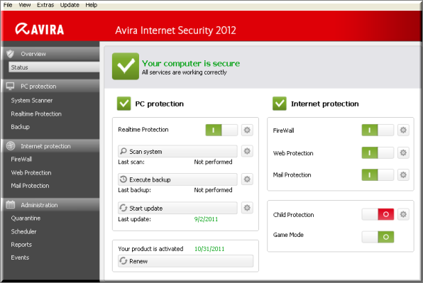 Download avira terbaru 2012