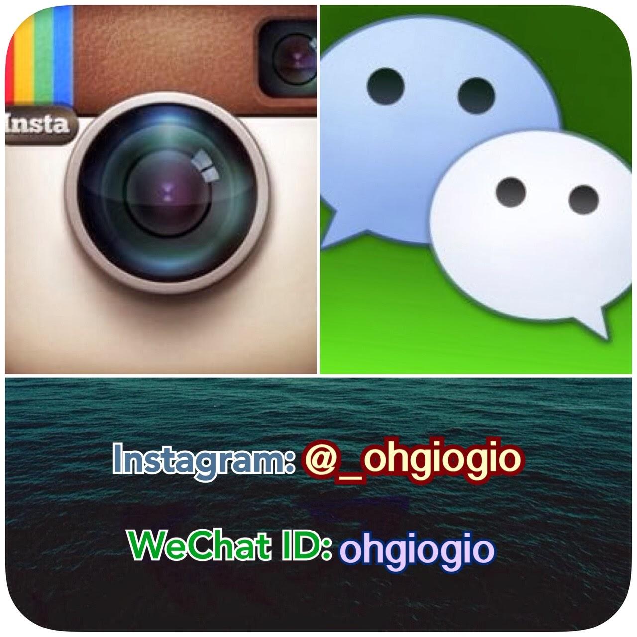 GioGio Goes Social