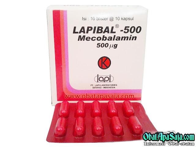 Dosis Komposisi Harga Lapibal (Mecobalamin)