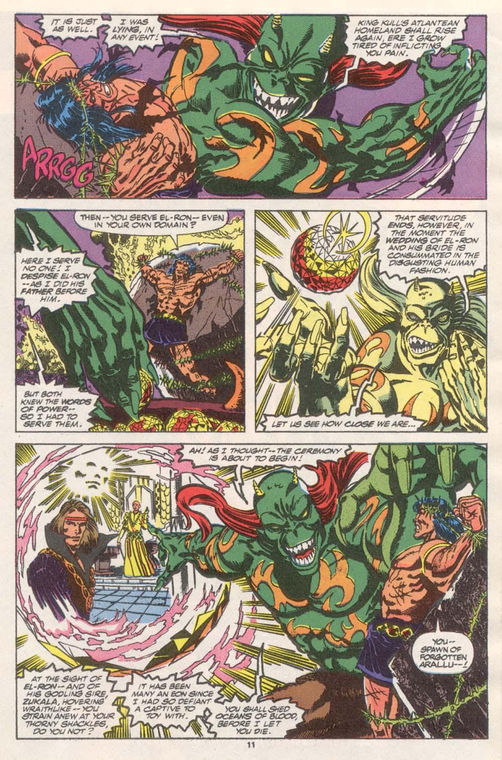 Conan the Barbarian (1970) Issue #243 #255 - English 9