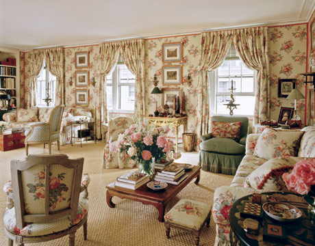 Eye for design decorate your home in english style for English country living room ideas
