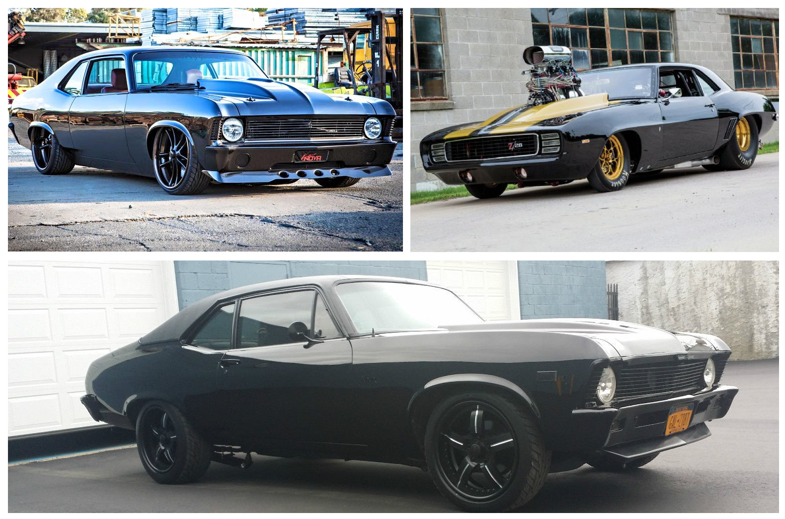 Pin It. 1962-1971 Chevrolet Nova Modified