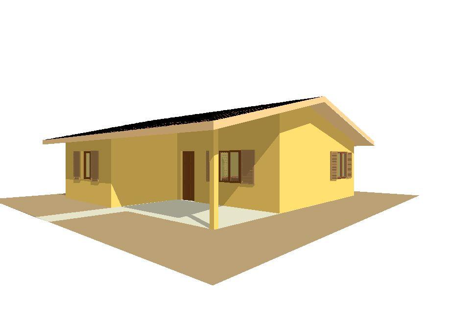 Progetti case - Progetto casa 85 mq ...